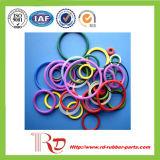 Selbstdichtungs-Teile farbiger formender Gummio-ring