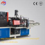 Cono ajustable/automático/de papel que hace la máquina/la cadena de producción de papel cónica del tubo después de aprestadora