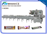 チョコレートおよびビスケットのためのフルオートマチックの流れのタイプパッキング機械
