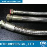 Tubo flessibile inossidabile del metallo flessibile, tubo flessibile del metallo