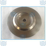 99.95% Tungsten Tray Custom Tungsten Fabricated Parts