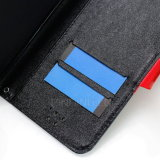 Nokia 5/6/9를 위한 지갑 손가락으로 튀김 덮개 Letaher 케이스
