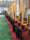 De In het groot Hand Hydraulische Stapelaar van China 2t