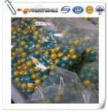 Puntos negros/0.68 calibres Paintballs de la bola de la pintura del juego del CS del Shooting del OEM