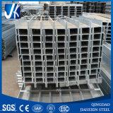 Sezione d'acciaio galvanizzata di H