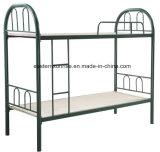 ヨーロッパ式の金属の倍の二段ベッド