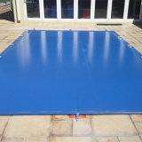 Coperchi di sicurezza rivestiti impermeabili Anti-UV della piscina della tela incatramata