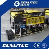 Semi-Open 10kVA gerador diesel para alimentação de backup inicial