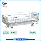 La función de ultra bajo eléctrico de tres camas de hospital