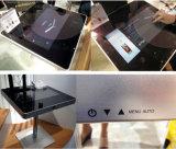Панели LCD журнального стола 22 дюймов киоск монитора экрана касания франтовской взаимодействующий