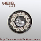 ABS Metal Button per Fashion Coat