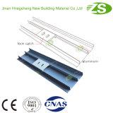Baseboard de alumínio decorativo /Skirting para o parquet