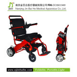 FDA, Ce Portable Folding Electric Wheelchair voor The Elderly en Disabled People