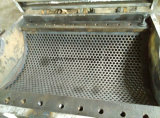 Durable Industrial Waste Folien Crusher mit Recycling-System