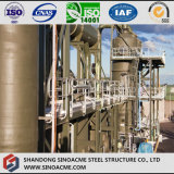 Высокое здание стальной структуры подъема для электростанции