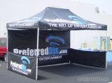 10X10 kundenspezifisches Trad Erscheinen-Kabinendach-Förderung-Zelt mit Rahmen