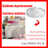 Fabricant High Purity 9004-61-9 Hyaluronic Acid / Hyaluronate de sodium