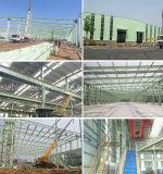 Estructura de acero Pre-Engineered Edificio de oficinas con la mejor calidad