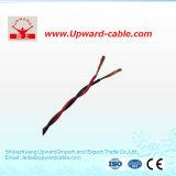 UL1015 isolés de PVC Standard Twin Twist Electricelectricalcopper en cuivre