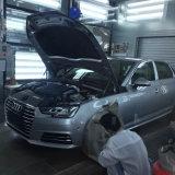 Cabina di spruzzo automobilistica Heated dell'automobile del gas o del diesel