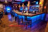 Geleuchtete LED Stab-Kostenzähler der Gaststätte-Fastfood