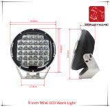LED-Auto-Licht 9 Arbeits-des Lichtes des Zoll-96W LED für nicht für den Straßenverkehr Licht des SUV Auto-LED und LED-fahrendes Licht
