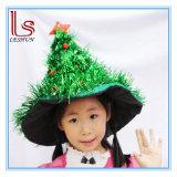 Fabricantes de venta de sombreros de árbol de Navidad Sombreros de fiesta