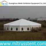 Diam. 15m casamento festa Decagonal Pagoda Tenda para eventos Outoor