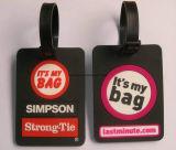 Prix d'usine Hot Sale Tag de bagage promotionnel pour cadeau