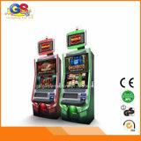 Juegos de juegos de máquinas tragamonedas de encargo del juego de arcada consola Gabinete