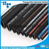 Tubo flessibile idraulico di gomma ad alta pressione flessibile (R1 R2)
