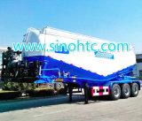 50 Cbm de BulkAanhangwagen van de Tank van het Cement, de Oplegger van de Levering van het BulkPoeder
