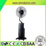 "16 ""Misting Fan com Humanity Design Spray Cooling Fan"
