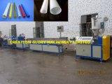 Extrudeuse en plastique de haute précision pour faire la pipe de pp