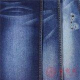 Ns5319 de Stof van het Denim van Katoenen Spandex van de Polyester voor Jeans