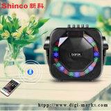 6.5 Zoll anrechenbarer aktiver Bluetooth Karaoke-Plastiklautsprecher