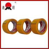 La insignia de encargo adhesiva imprimió la cinta coloreada embalaje de BOPP