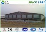 Fournisseur préfabriqué d'atelier de structure métallique de deux histoires à Qingdao