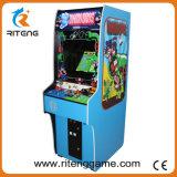 Machine droite de jeu vidéo d'arcade de pièce de monnaie de Kong d'âne pour la maison