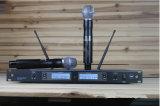Nuovo microfono senza fili astuto di frequenza ultraelevata per karaoke