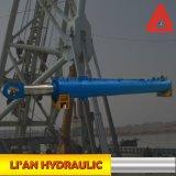 10500mmの打撃の働き圧力18.5MPaの油圧起重機シリンダー