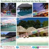열대 호화스러운 별장 또는 섬 작풍 몰디브 발리섬 행락지를 위한 합성 이엉 기와