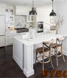 De Moderne Houten Keukenkast van uitstekende kwaliteit van de Lak (door-l-95)