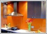 glace de peinture de 3-8mm/glace peinte pour l'étagère de meubles de panneau de Splashback de Module