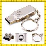 Custom поворотный привод пера USB 4 ГБ 16ГБ 1 ГБ флэш-накопитель USB (GC-001)