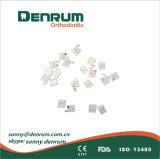 Iso di ceramica del Ce della FDA della parentesi di Orthoodntic
