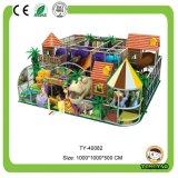 Центр игры джунглей опирающийся на определённую тему крытый для малышей