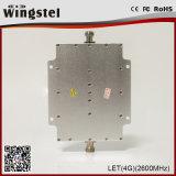 Booster clásica de alta ganancia 4G LTE móvil de la señal 2600MHz