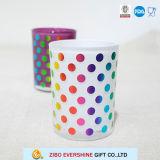 12のOzの虹の印刷ガラスGallipot