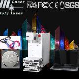 ライター(HS GQ-20W)のためのファイバーレーザーのマーキング機械
